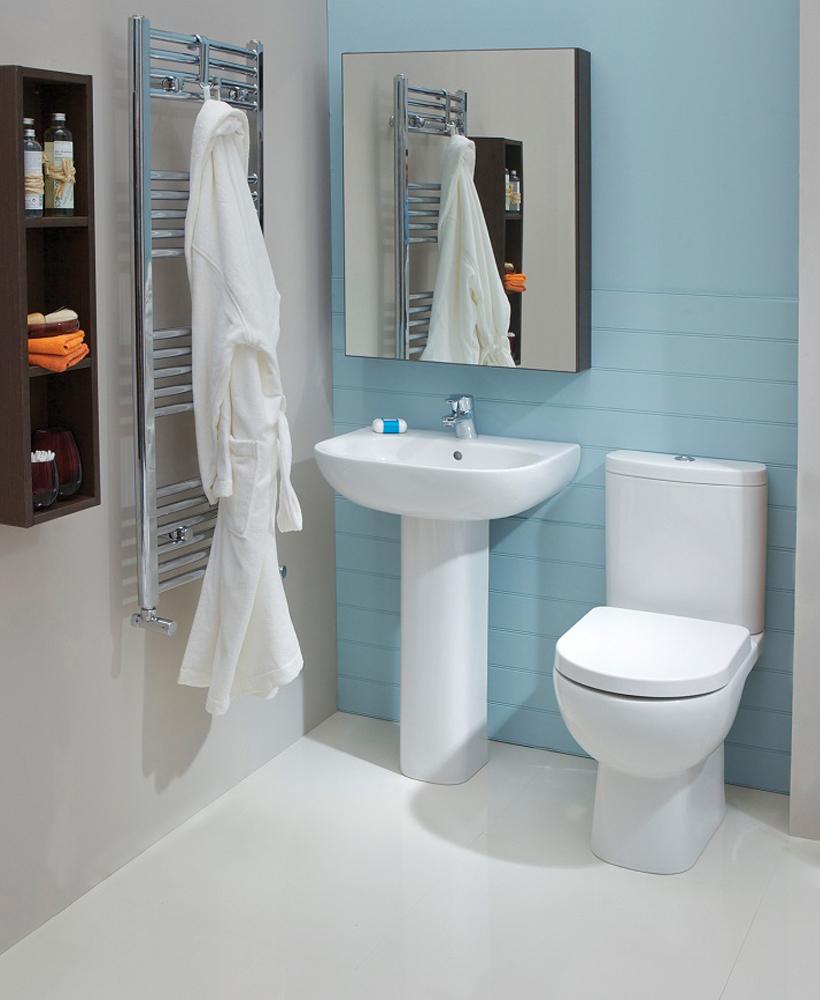 Courtyard tonique bathroom sanitary ware for Bathroom ware