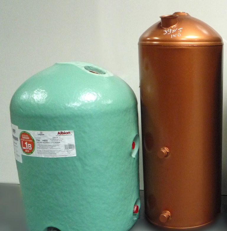 Famous Heating Cylinders Pictures Inspiration - Electrical ...