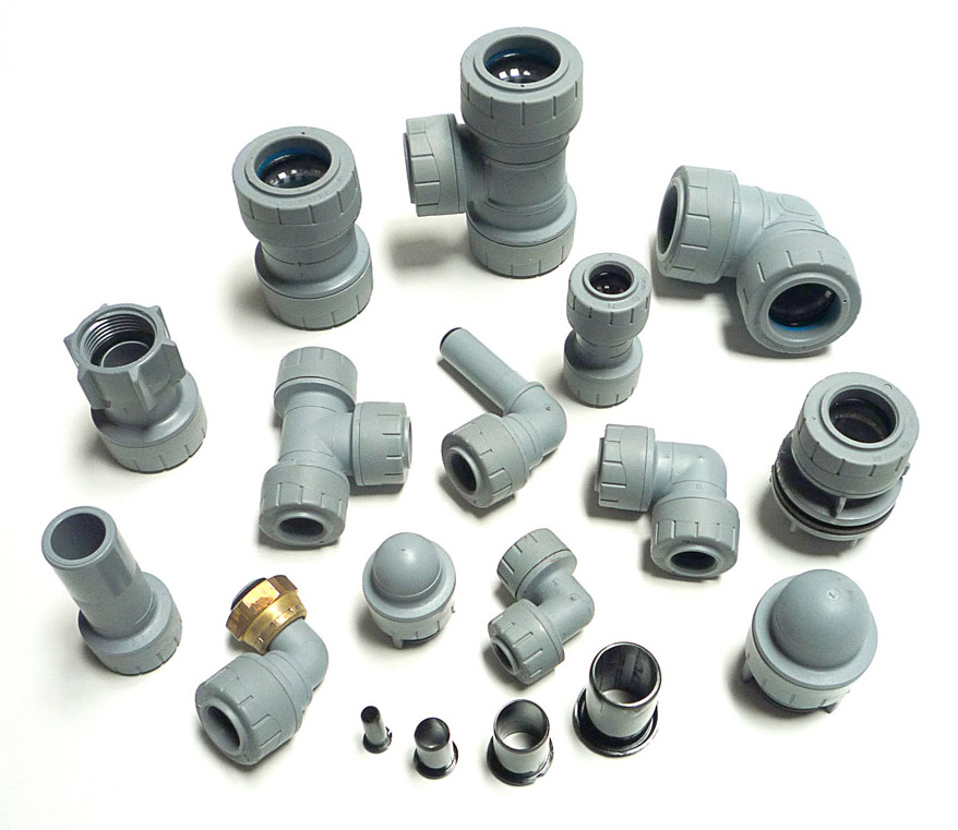 Plastic water pipe fittings images for Plastic water pipe