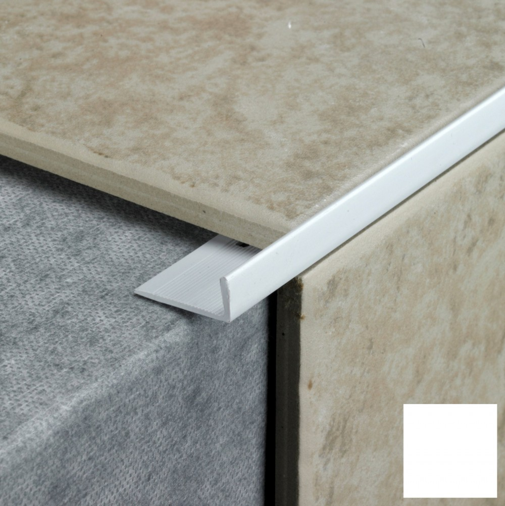 Courtyard Pvc Tile Trims